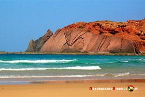 Playa do Telheiro, Algarve