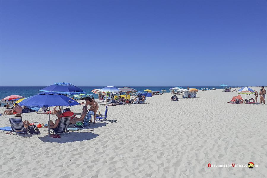 Playa del Barril, un imprescindible que ver en Tavira Algarve
