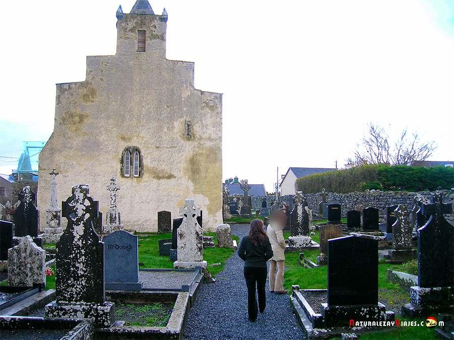 Cementerio de Kilfenora