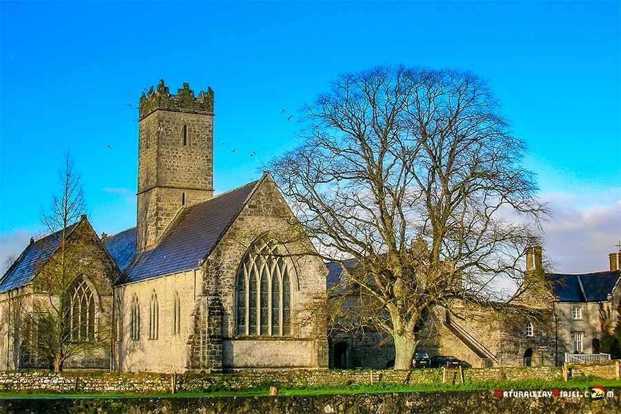Abadía de los Agustinos, Adare, Irlanda