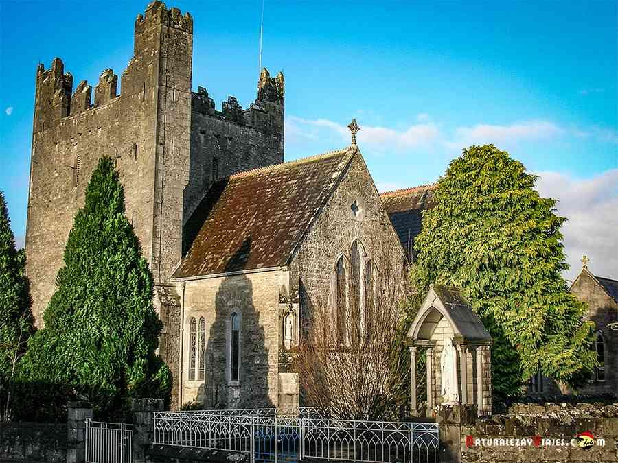 Iglesia de la Santísima Trinidad, Adare, Irlanda