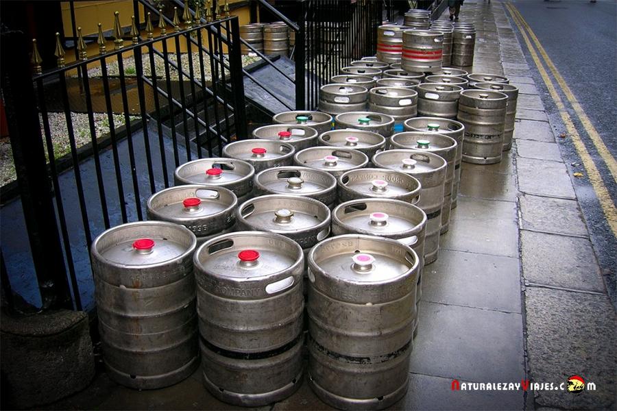 Cerveza Guinnes en Irlanda