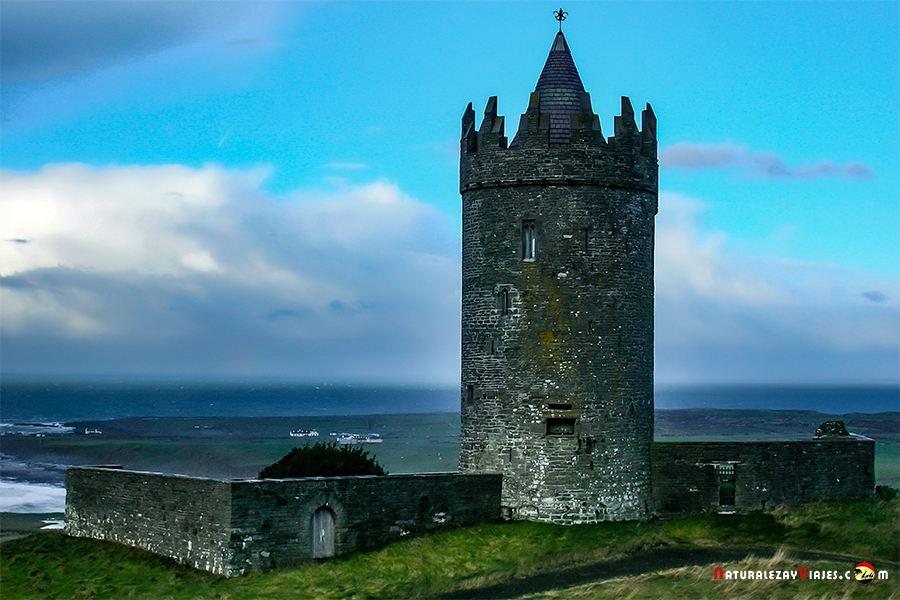 Castillo de Doonagore, Doolin