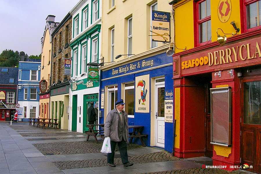Clifden Irlanda, otro de los Lugares que ver en Irlanda