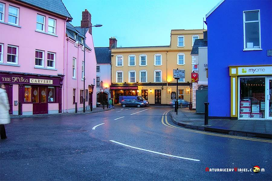Ennis, uno de los lugares que ver en irlanda