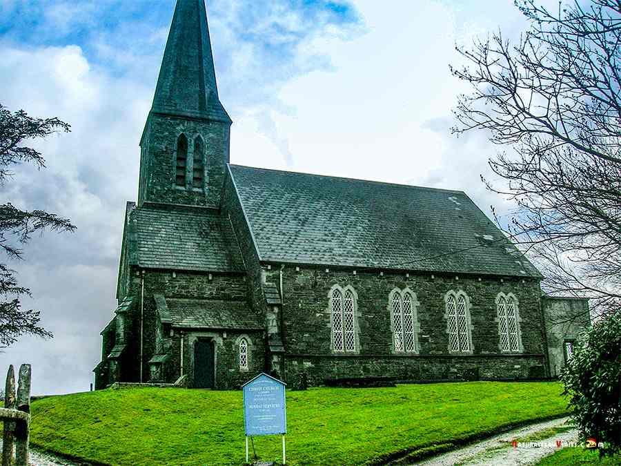 Christ Church, Iglesia de Cristo, Clifden, irlanda
