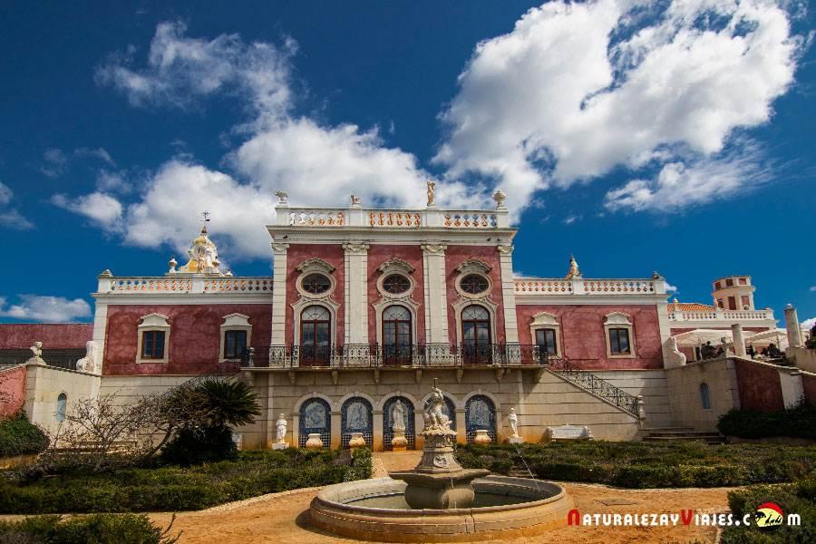Palacio de Estoi (Faro), Algarve