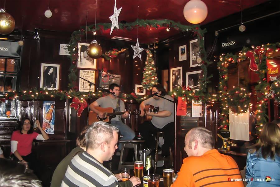 Pub en irlanda