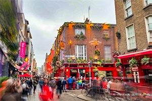 Qué visitar en Dublín