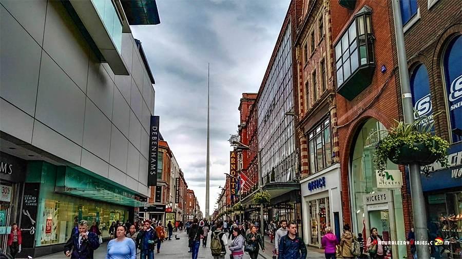The Spire, Dublín
