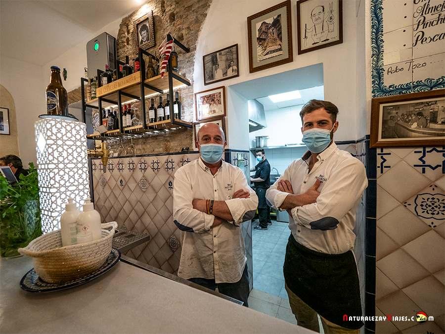 Bar Provincias, Bares de tapas de Granada