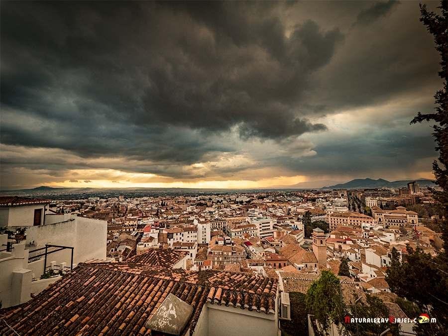 Mirador de la Lona, Granada