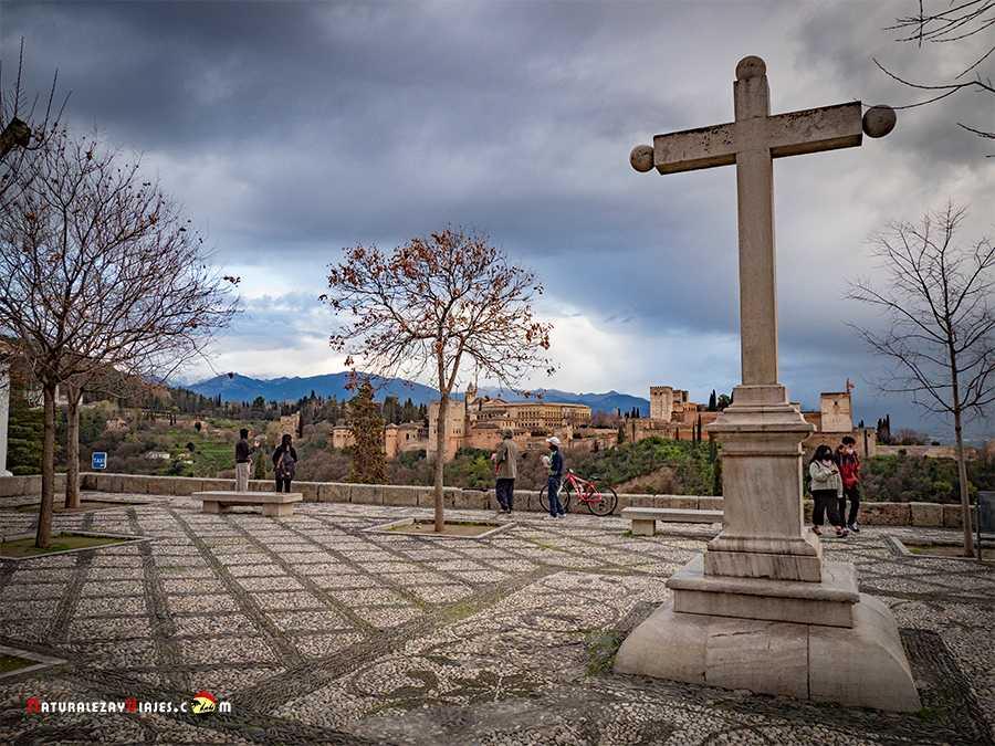 Mirador de San Nicolás, imprescindible que ver en Granada
