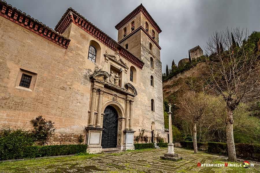 Parroquia de San Pedro y San Pablo en Granada