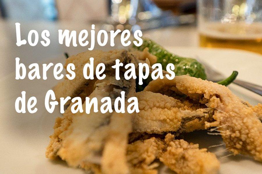 Los mejores bares de tapas de Granada
