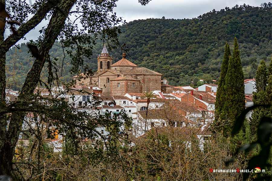 rutas de senderismo en Galaroza, Sierra de Huelva