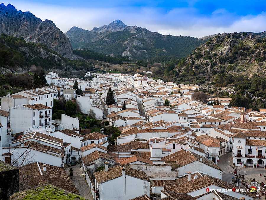 Grazalema, uno de los pueblos más bonitos de la sierra de Cádiz