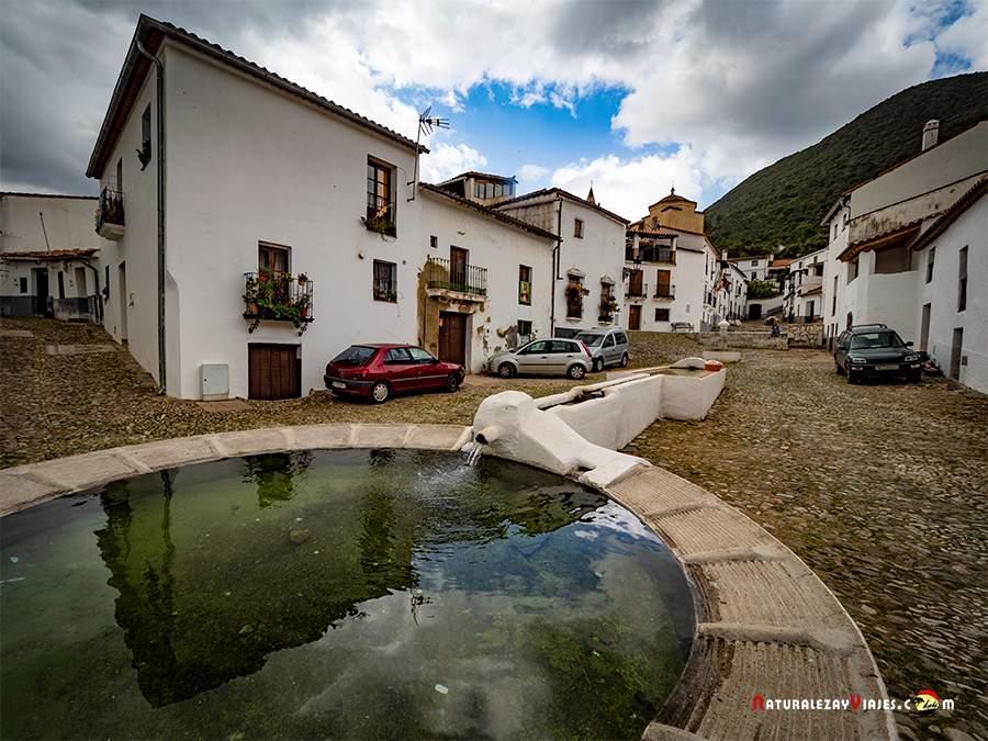 Lavadero de Linares de la Sierra de Huelva