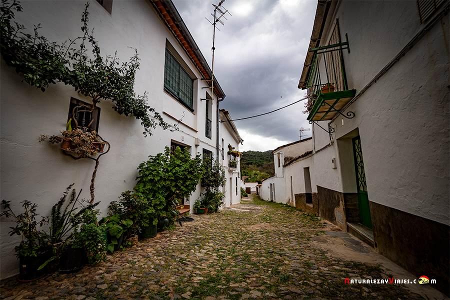 Los pueblos más bonitos de la Sierra de Huelva