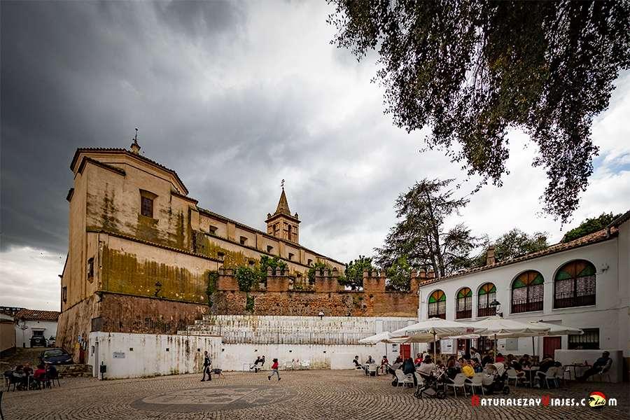 Linares de la Sierra de Huelva