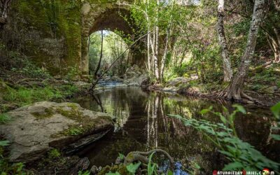 Ruta de senderismo Charco Malo en la Sierra de Huelva