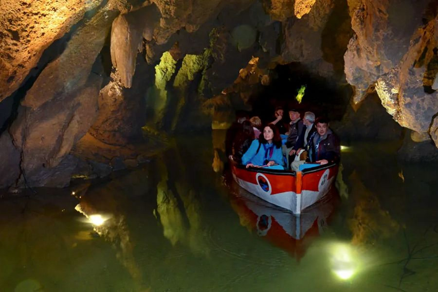 Cuevas San José, Castellón