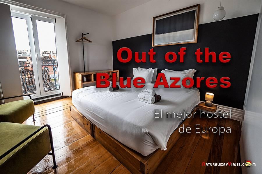 Out of the Blue Azores, el mejor hostel de Europa