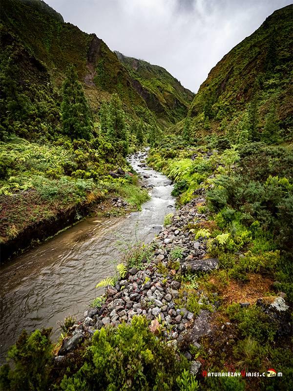 Paisajes de Azores