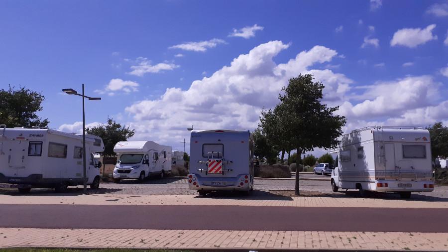 Dónde dormir y aparcar gratis con tu camper en el Algarve