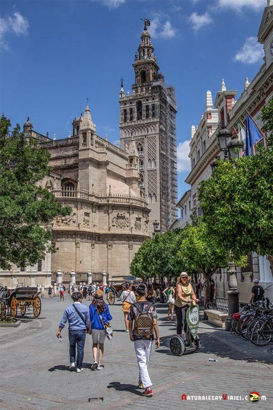 La Giralda, Qué ver en Sevilla en dos días