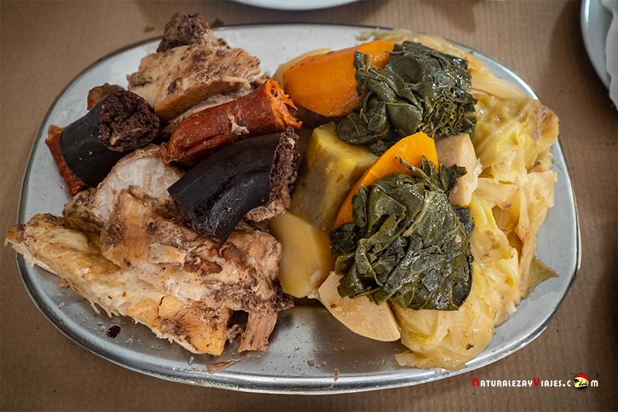 Dónde comer en São Miguel, Azores