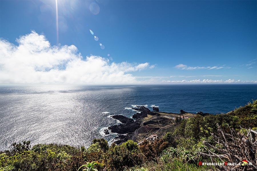 Pico das Camarinhas, San Miguel de Azores