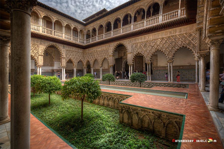 Rael Alcázar de Sevilla