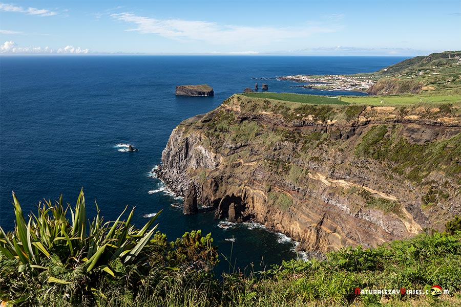 Ponta do Escalvado, Sao Miguel Azores