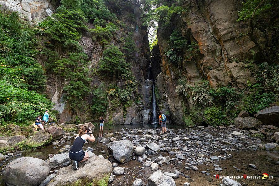 Salto do Cabrito en San Miguel